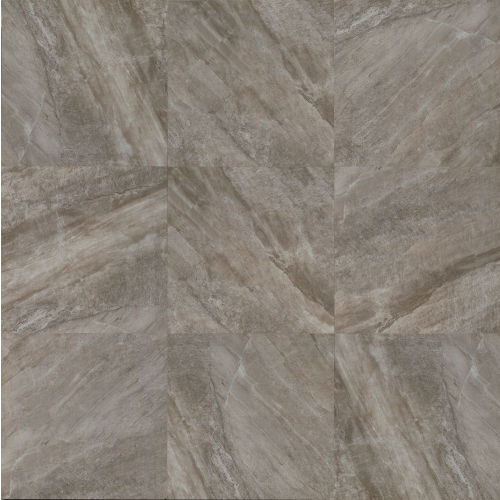 "Stone Mountain 24"" x 24"" Floor & Wall Tile in Gris"