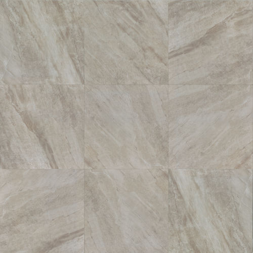 "Stone Mountain 24"" x 24"" Floor & Wall Tile in Silver"
