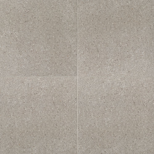 "Terrazzo 20"" x 20"" Floor & Wall Tile in Light Gray"