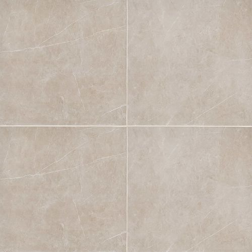 "Troy 24"" x 24"" Floor & Wall Tile in Beige"