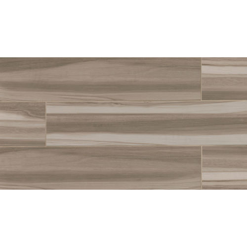"Arrowhead 8"" x 36"" Floor & Wall Tile in Taupe"
