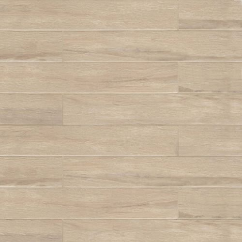 "Livorna 6"" x 36"" Floor & Wall Tile in Oak"