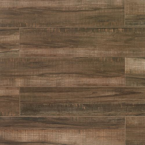 "Forest 8"" x 48"" Floor & Wall Tile in Cherry"