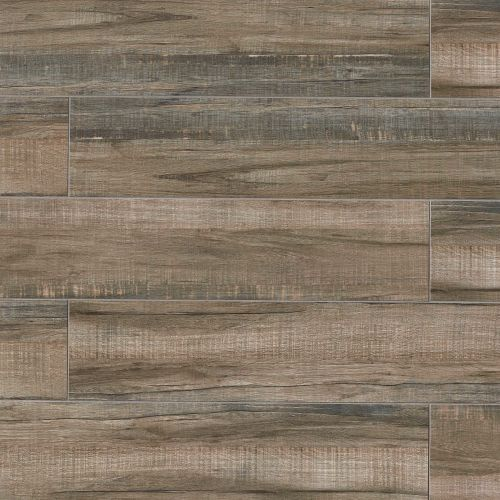 "Forest 8"" x 36"" Floor & Wall Tile in Walnut"