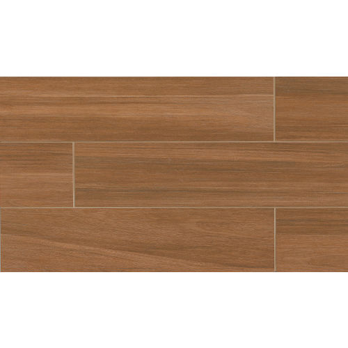 "Kensington 8"" x 24"" Floor & Wall Tile in Cherry"