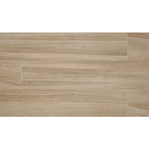 "Kensington 8"" x 36"" x 3/8"" Floor and Wall Tile in Taupe"