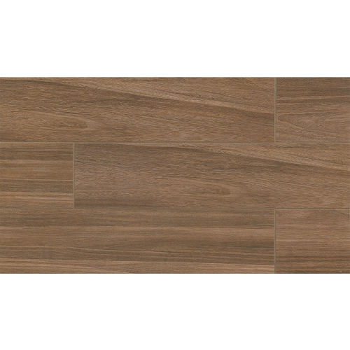 "Kensington 8"" x 36"" Floor & Wall Tile in Walnut"
