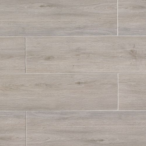 "Titus 8"" x 24"" Floor & Wall Tile in Gray"