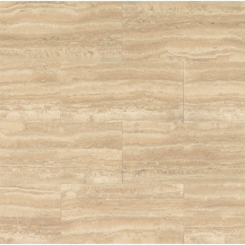 "Aymaran Cream 12"" x 24"" Wall Tile"