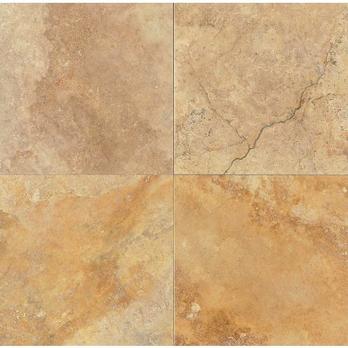 "Crema Viejo 24"" x 24"" Floor & Wall Tile"