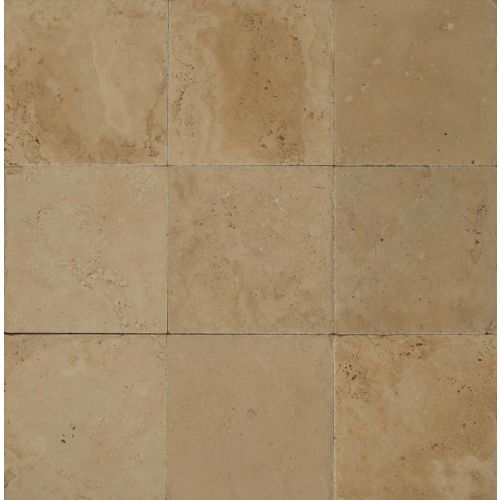 "Ivory Antique 8"" x 8"" Floor & Wall Tile"