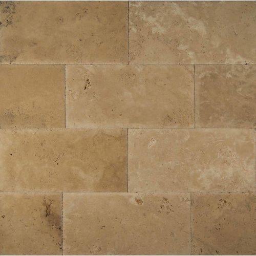 "Ivory Antique 12"" x 24"" Floor & Wall Tile"