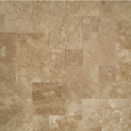 "Serengeti Brown 16"" x 24"" Floor & Wall Tile"