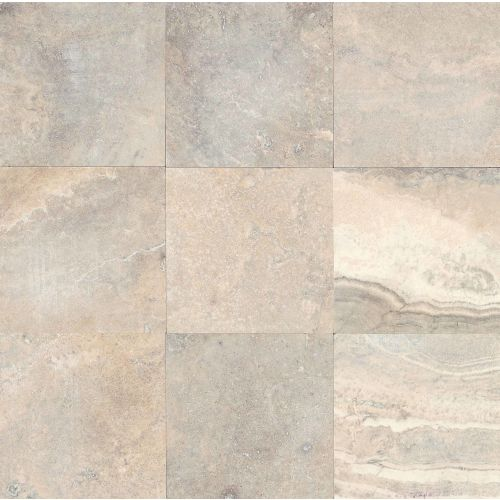 "Silver Mist 18"" x 18"" Floor & Wall Tile"