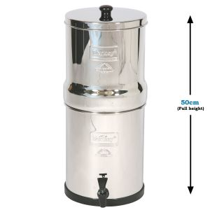 Big Berkey Water Filter from Berkey Water Filters Europe