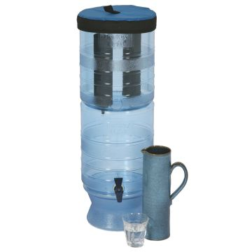 Budget Berkey Light Water Filter