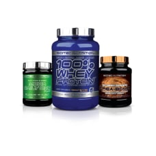 Pure Muscle Gainer Stack Basic