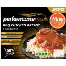 Sports Fuel BBQ Chicken