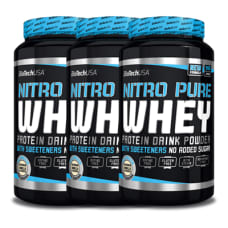 Nitro Pure Whey 3er Pack