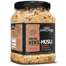 Protein Keks Müsli Schoko Crunchy