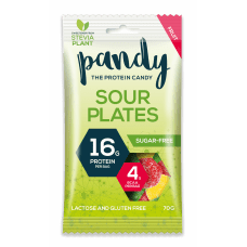 Protein SOUR Plates