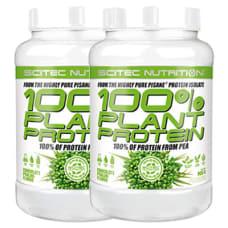 100% Plant Protein 2er Pack