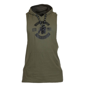 Lawrence Hooded Tank Top