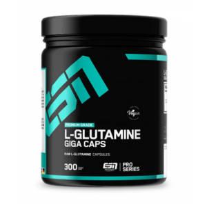 L Glutamine Giga Caps