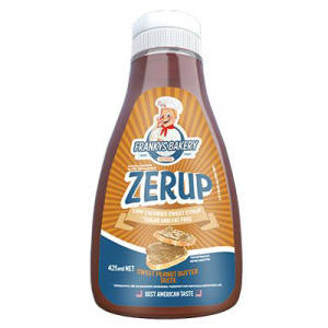 Frankys Bakery ZERUP - Sweet Peanut Butter