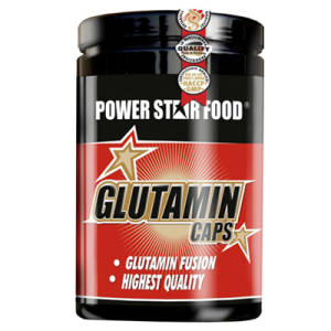 Premium  Glutamine Caps