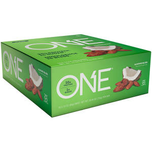 One Bar Box - Almond Bliss