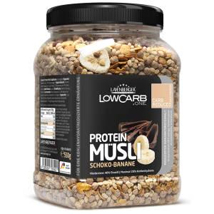 Protein Müsli Schoko Banane