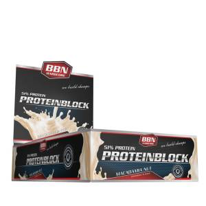 Protein Block Box - Macadamia Nut