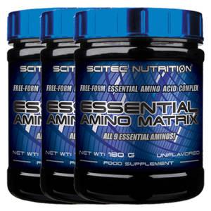 Essential Amino Matrix 3er Pack