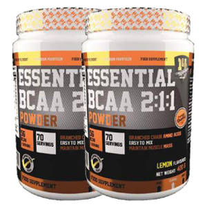 Essential BCAA Powder 2:1:1 2er Pak
