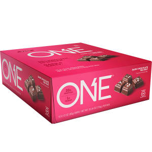 One Bar Box - Dark Chocolate Sea Salt