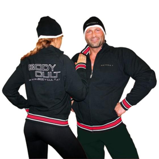 BC Men  Jersey Zip Jacket