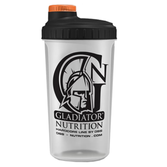 Gladiator Nurtrition Shaker