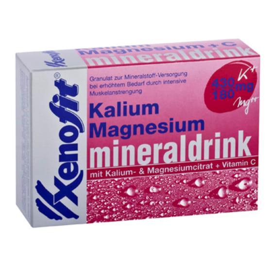 Kalium Magnesium + Vit. C
