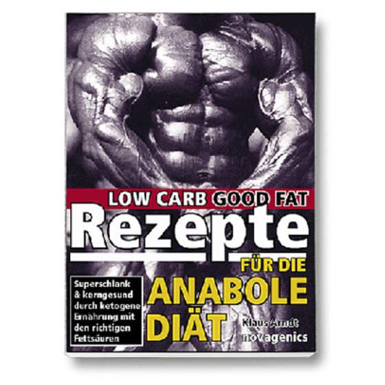 Rezepte für Anabole Diät
