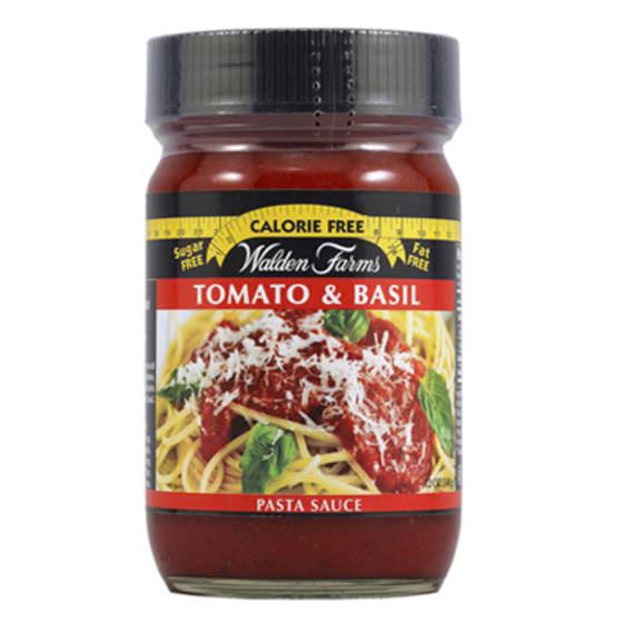 Pasta Sauces Tomato & Basil
