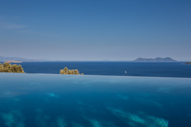 Villa Koumaria, a small corner of paradise overlooking the Ionian Sea