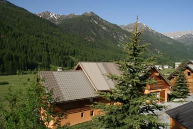Chalet Les Elfes  Hameau des Chazals Nevache Hautes Alpes