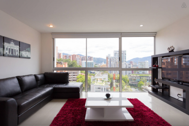 furnished apartments medellin - Nueva Alejandria 1203