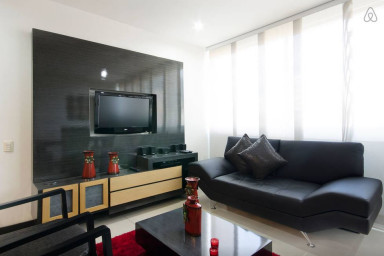 furnished apartments medellin - Nueva Alejandria 1507