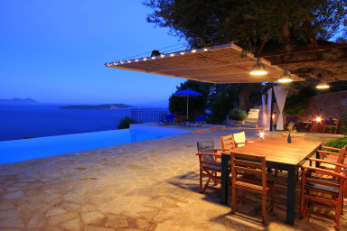 Villa Coquili: .The unique and unforgettable view