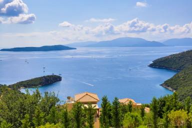 Villa Auriga -Private villa with stunning sea view