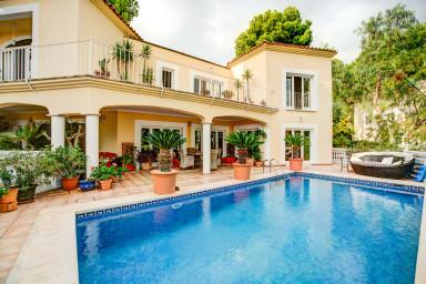 Villa Romantic - Peguera (V07160100)