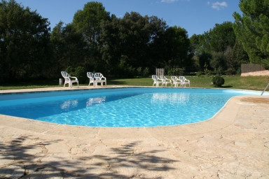 Lou Pitchou, charming little cottage in Provence with pool