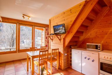 Chalet L'Elva: Hameau des Chazals Nevache Hautes Alpes